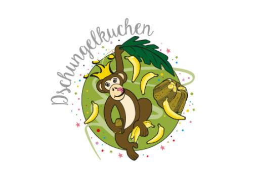 Illustration Backmagie Dschungelkuchen